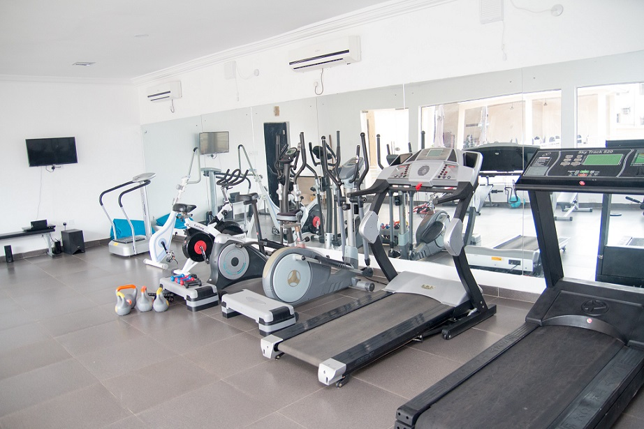 Gym and Sports Amenities